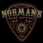 Norman's Rare Guitars Lightning Pick T-Shirt