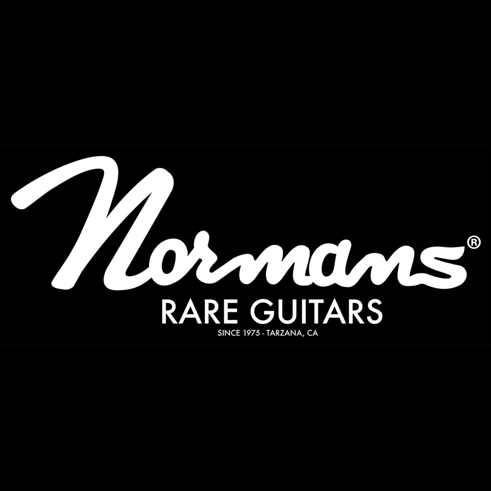 Norman's Rare Guitars Limited Edition - NRG Spaghetti Logo T-Shirt
