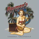 Norman's Rare Guitars Joe Bonamassa Burst Pinup T-Shirt