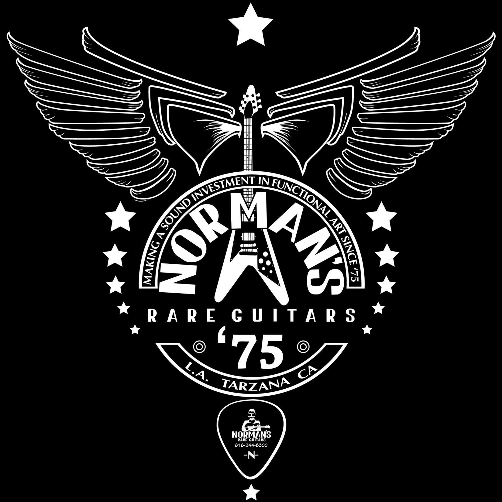 Norman's Rare Guitars Functional Art T-Shirt