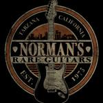 Norman's Rare Guitars Skyline T-Shirt