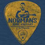 Norman's Rare Guitars Gold Pick T-Shirt