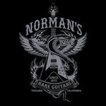 Norman's Rare Guitars Snake Flying V T-Shirt