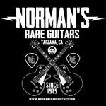 Norman's Rare Guitars Crossed Paul T-Shirt