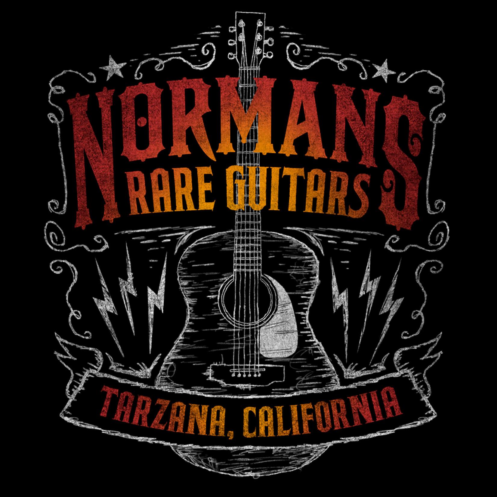 Norman's Rare Guitars FlatTop Guitar T-Shirt