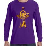 Norman's Rare Guitars Purple NRG Long Sleeves