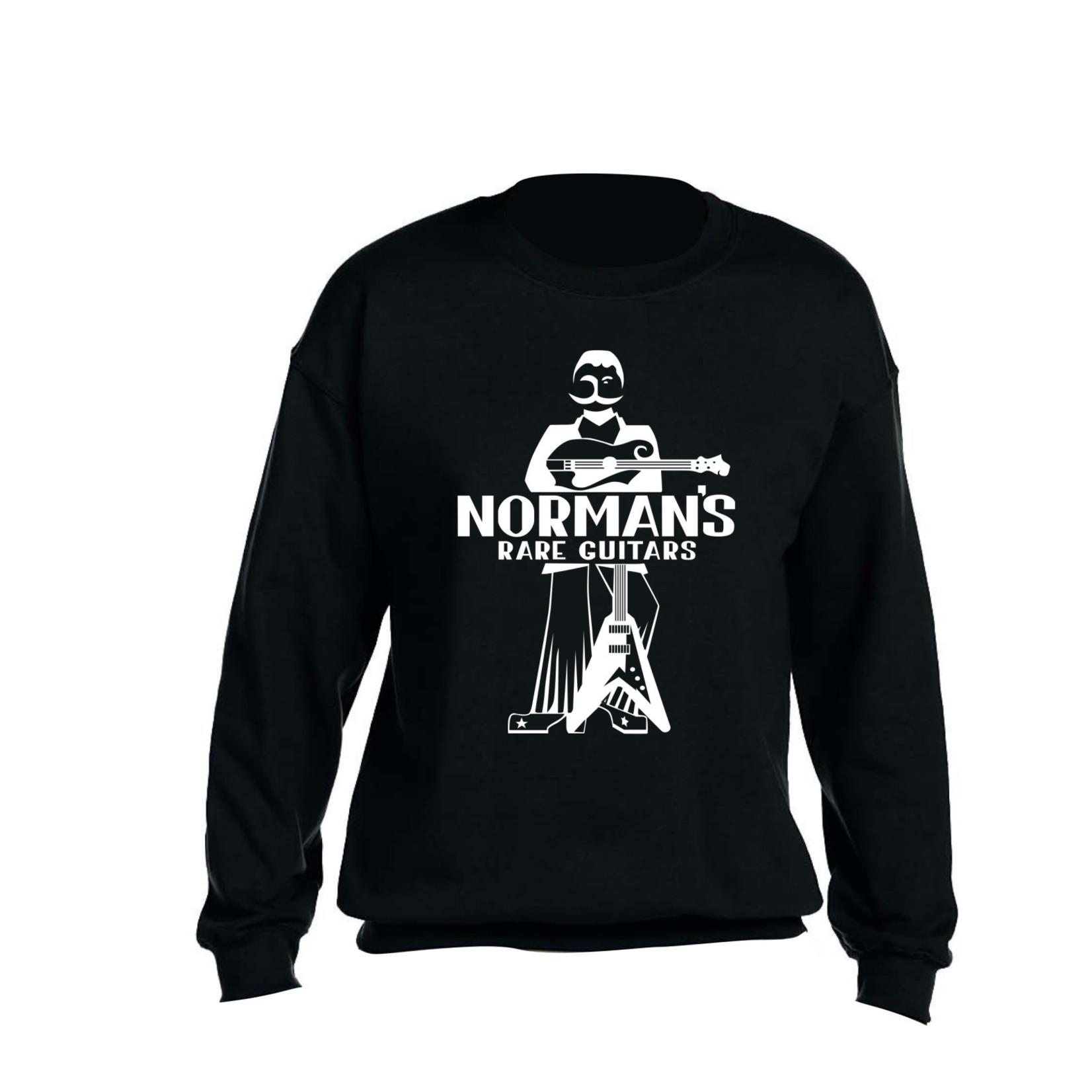 Norman's Rare Guitars NRG Logo Sweatshirt