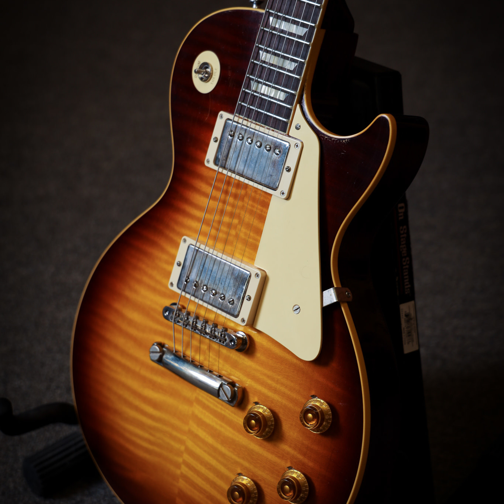 Gibson New Gibson Murphy Lab Les Paul Standard Ultra Light Aging