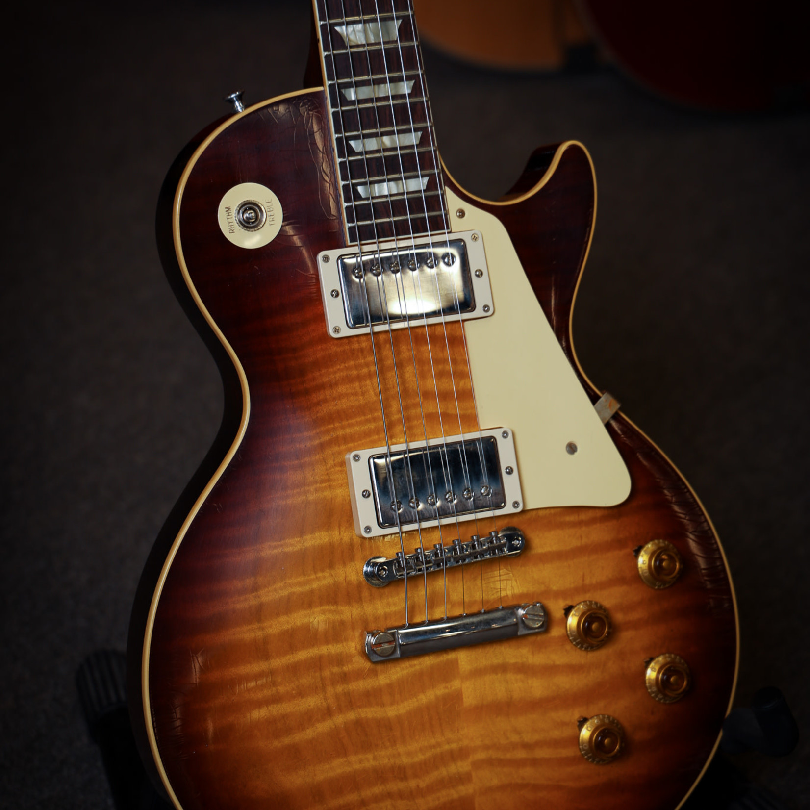 Gibson New Gibson Murphy Lab Les Paul Standard Ultra Light Aging