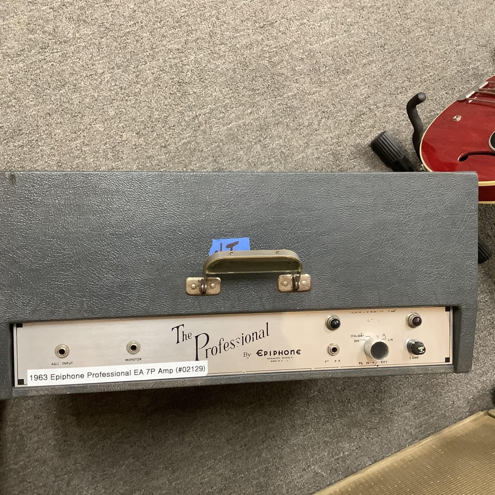 Epiphone 1963 Epiphone Professional Thinline w/EA-7P Amp