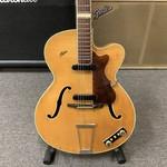 Hofner 1958 Hofner Model 456/S/E2/Blonde