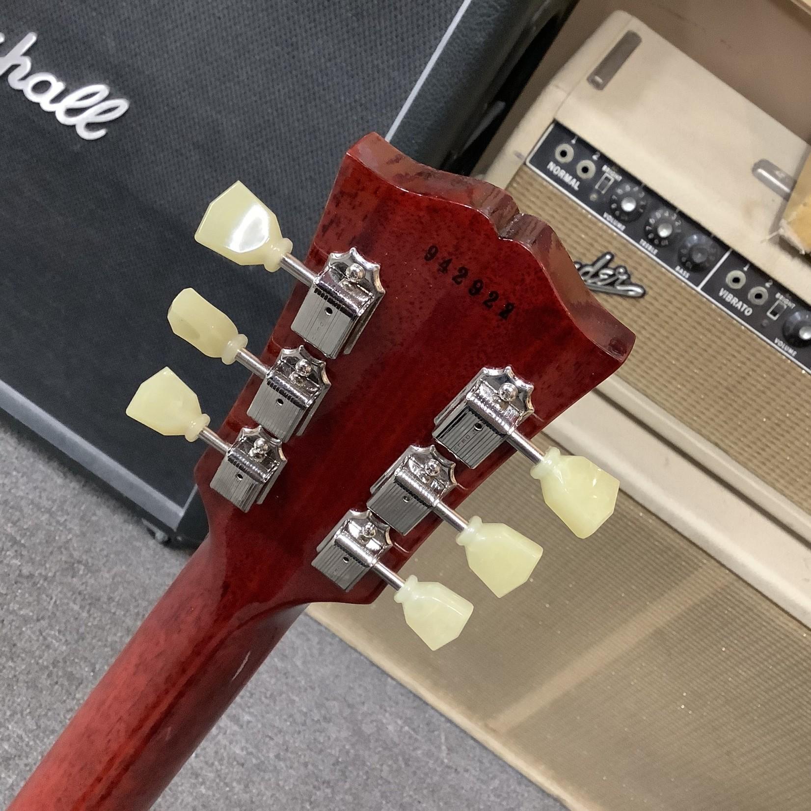 Gibson Gibson Les Paul R9 Wildwood Featherweight Flame Top Custom Humbuckers, East Coast Maple Top