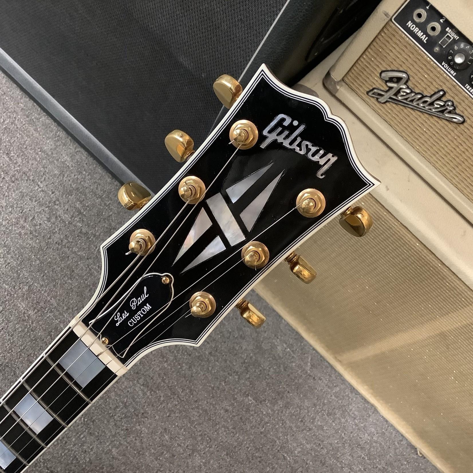 Gibson Gibson Les Paul Custom Sunburst F-Hole