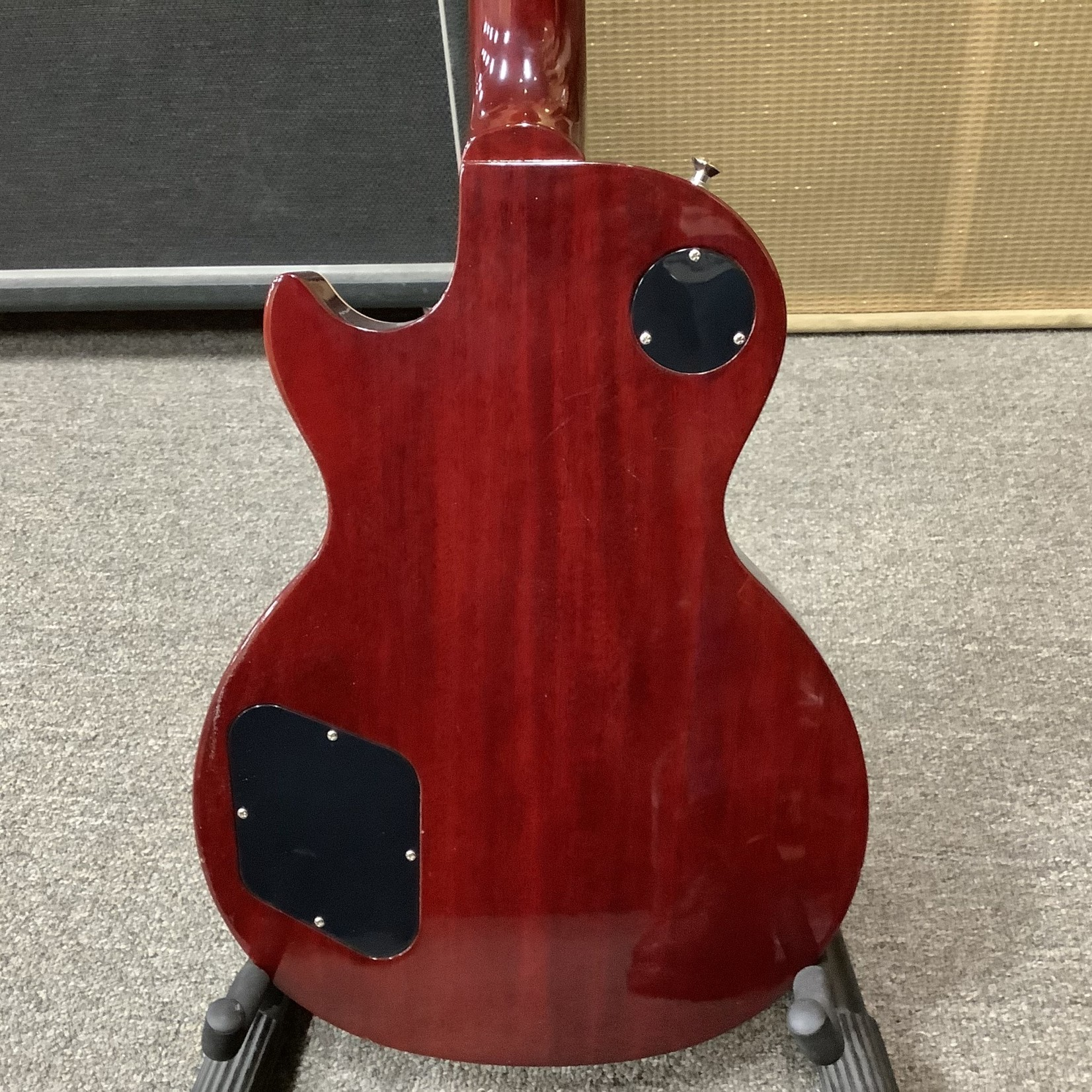 "Gibson 2013 Gibson Les Paul Slash Signature ""Rosso Corsa"", AAA Top, Seymour Duncan, Slash Pickups"