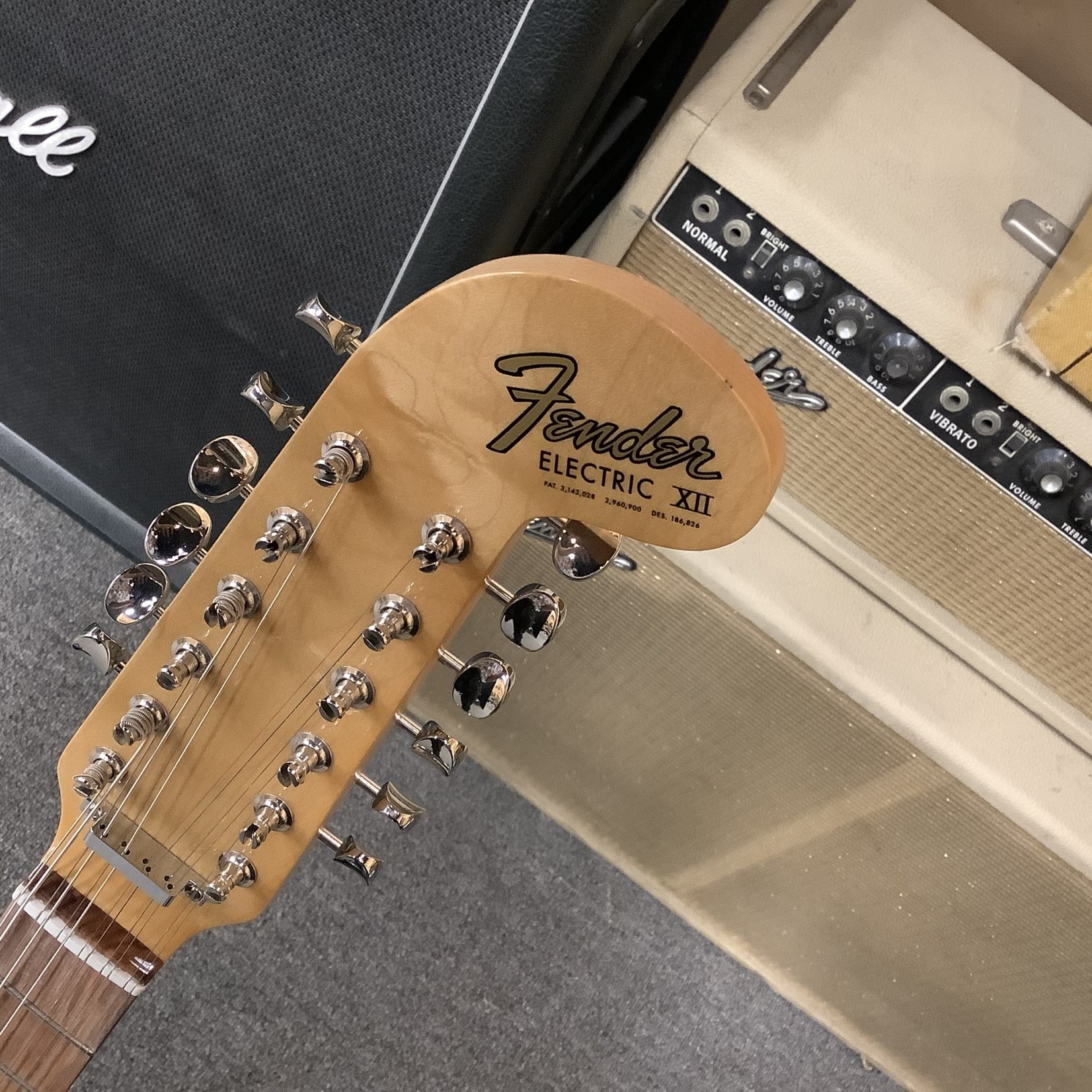 Fender New Old Stock 2019 Fender Electric XII 12-String - Discontinued Lake Placid Blue