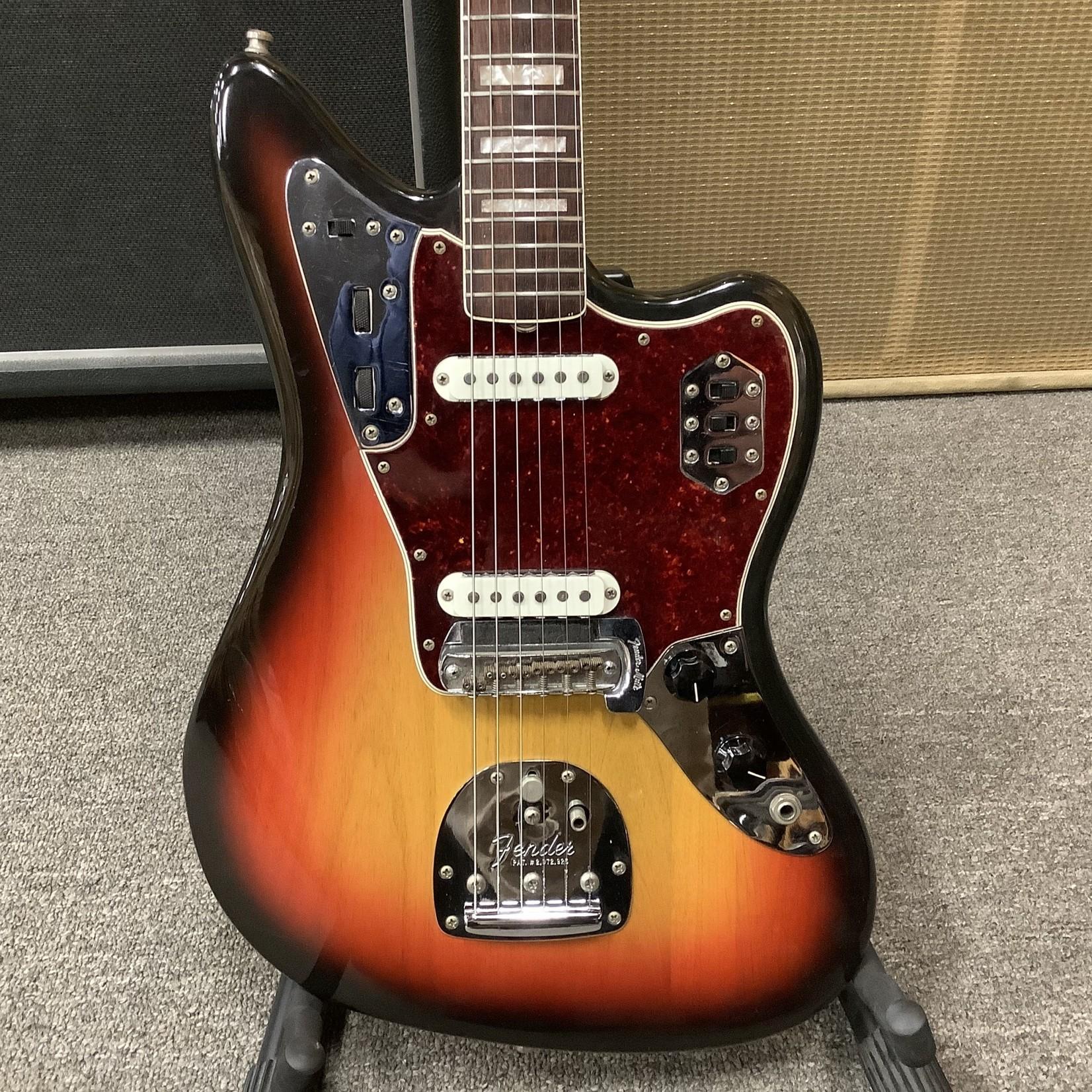 Fender 1967 Fender Jaguar Sunburst