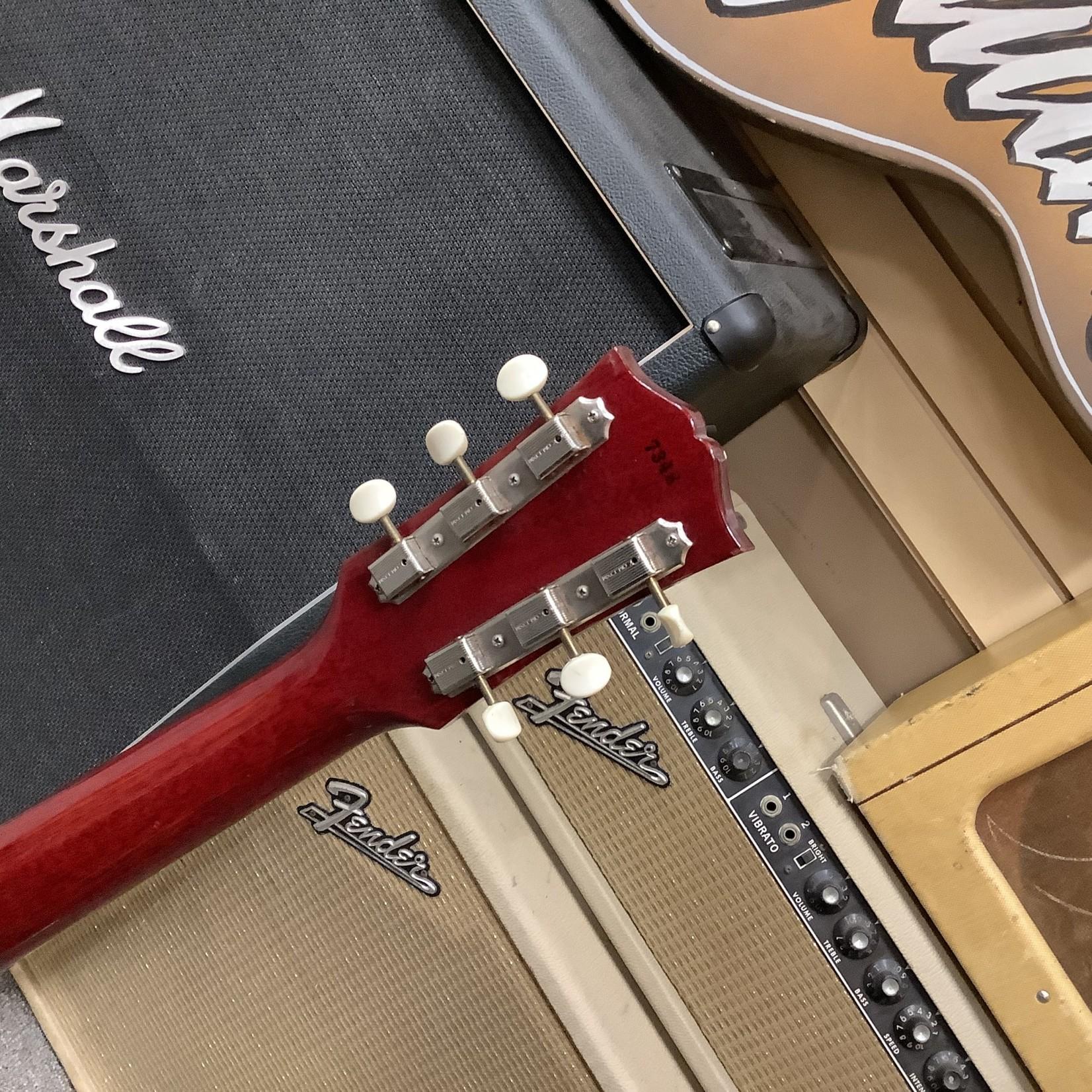 Gibson 1961 Gibson Les Paul Junior Double Cutaway Cherry