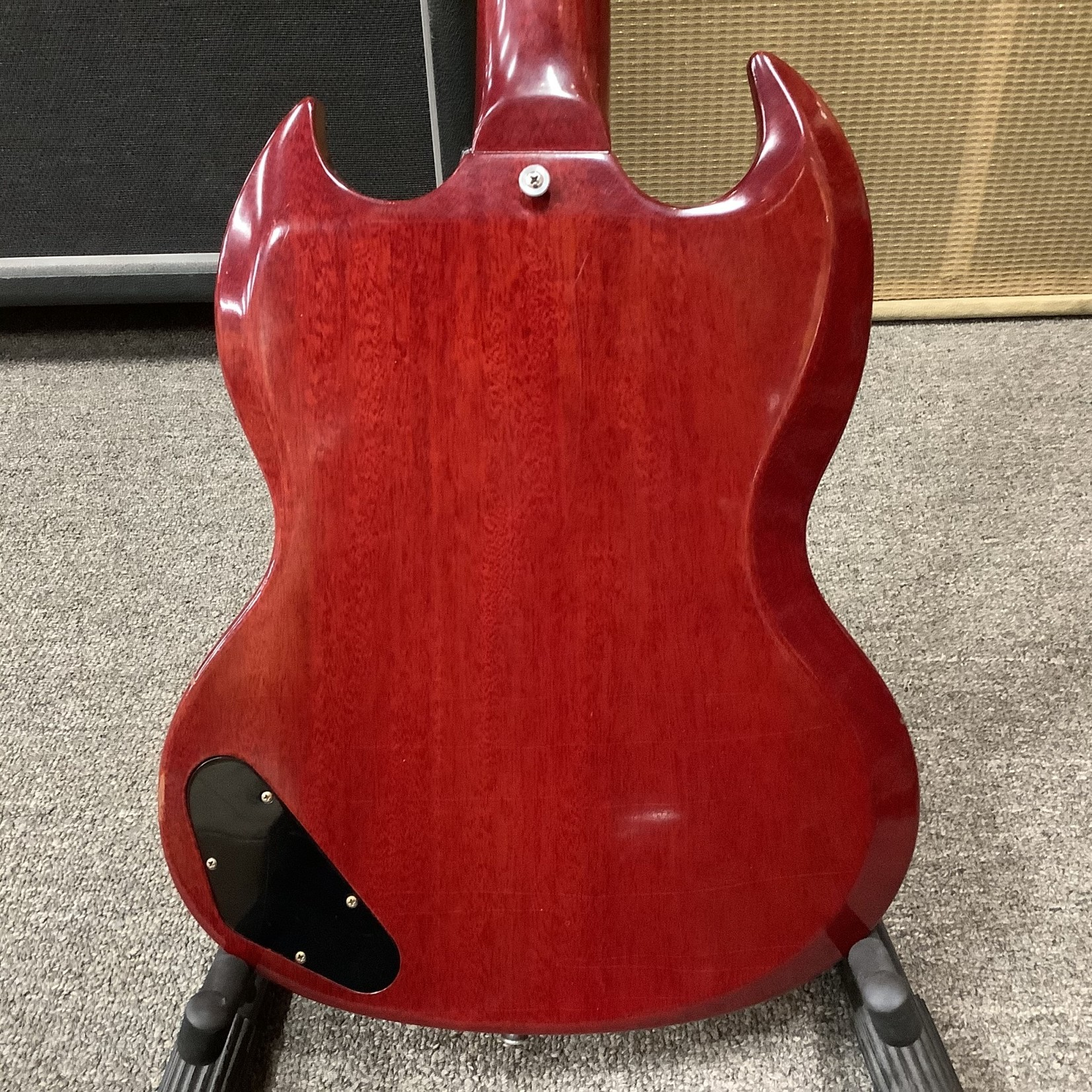 Gibson 1963 Gibson SG Junior Cherry
