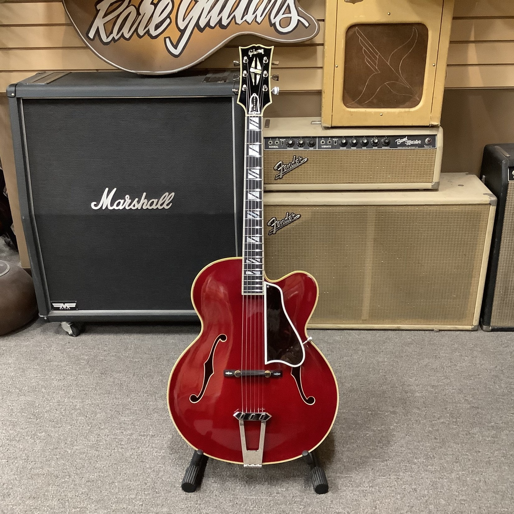 Gibson 1965 Gibson Johnny Smith Custom Red