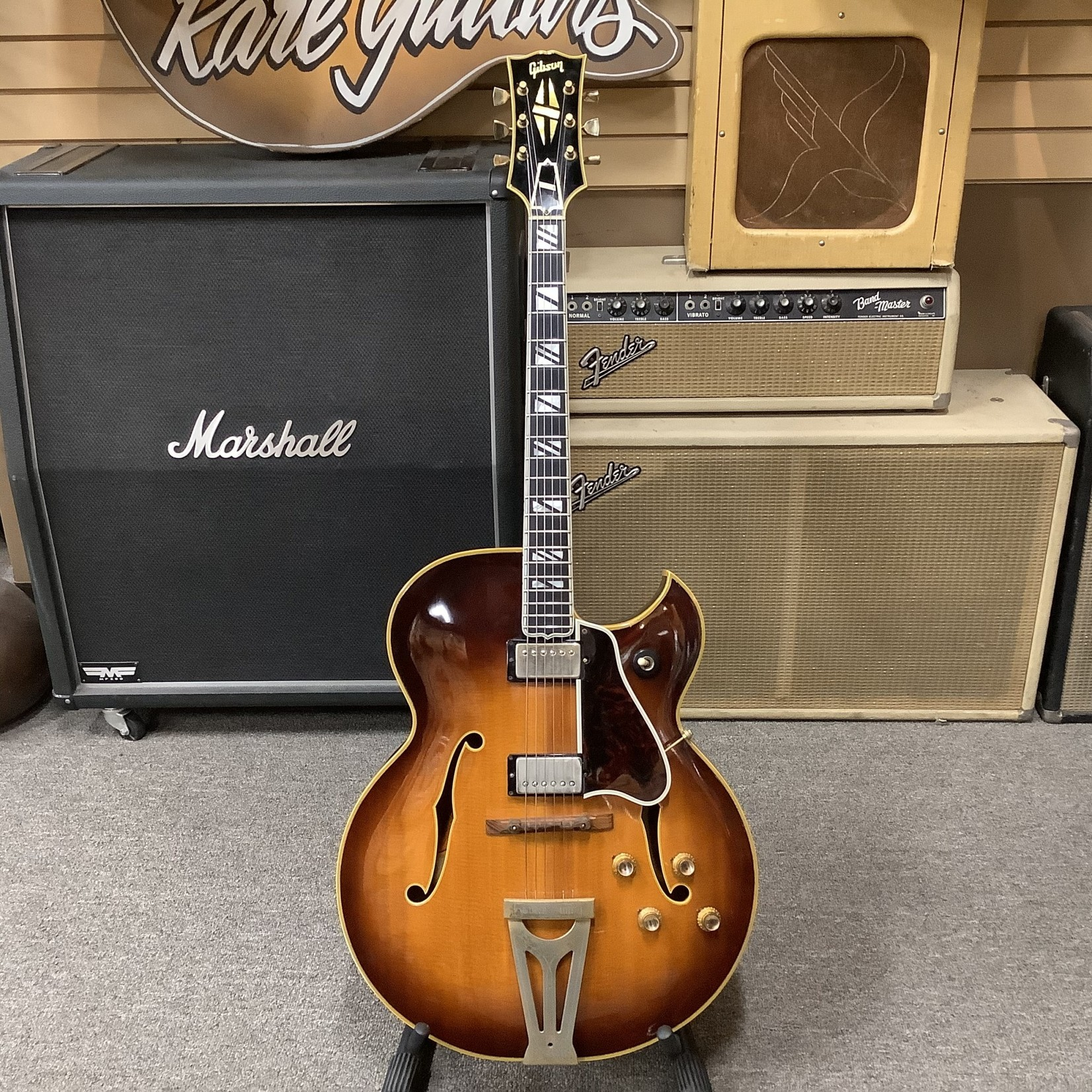 Gibson 1966 Gibson Super 400 Sunburst
