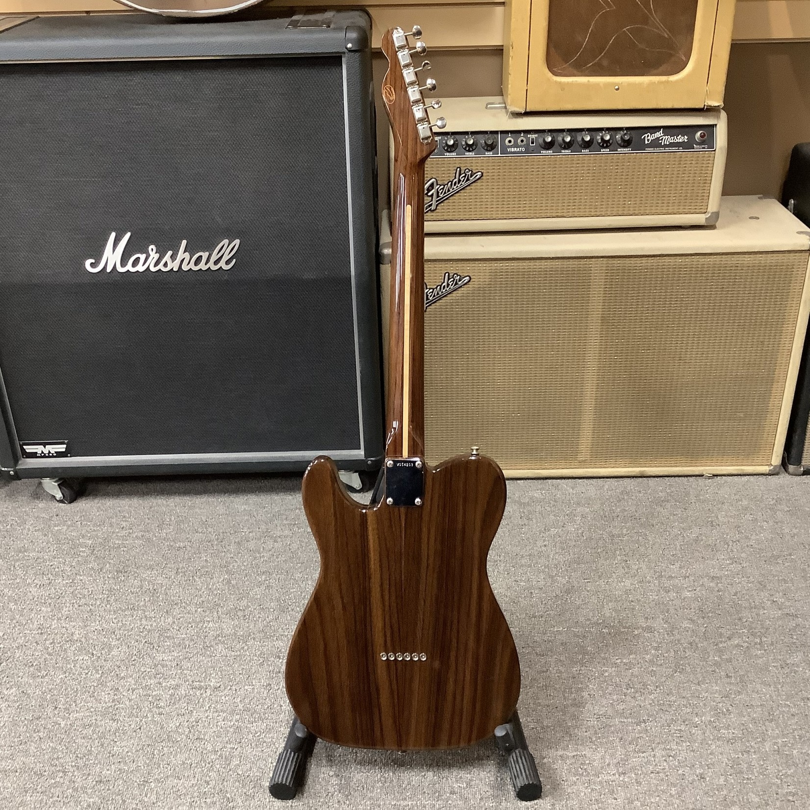 Fender 1991 Masterbuilt Fender Rosewood Telecaster Jay Madore Custom Shop