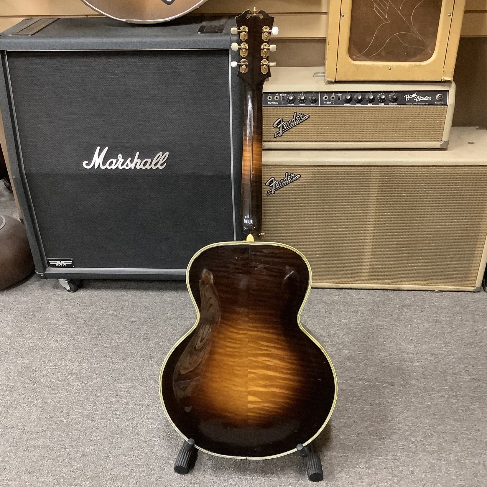 D'Angelico 1935 D'Angelico Exel w/New Pickguard
