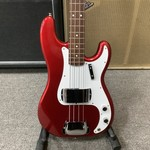 Fender 1983 Fender Precision Bass Candy Apple Red Rosewood