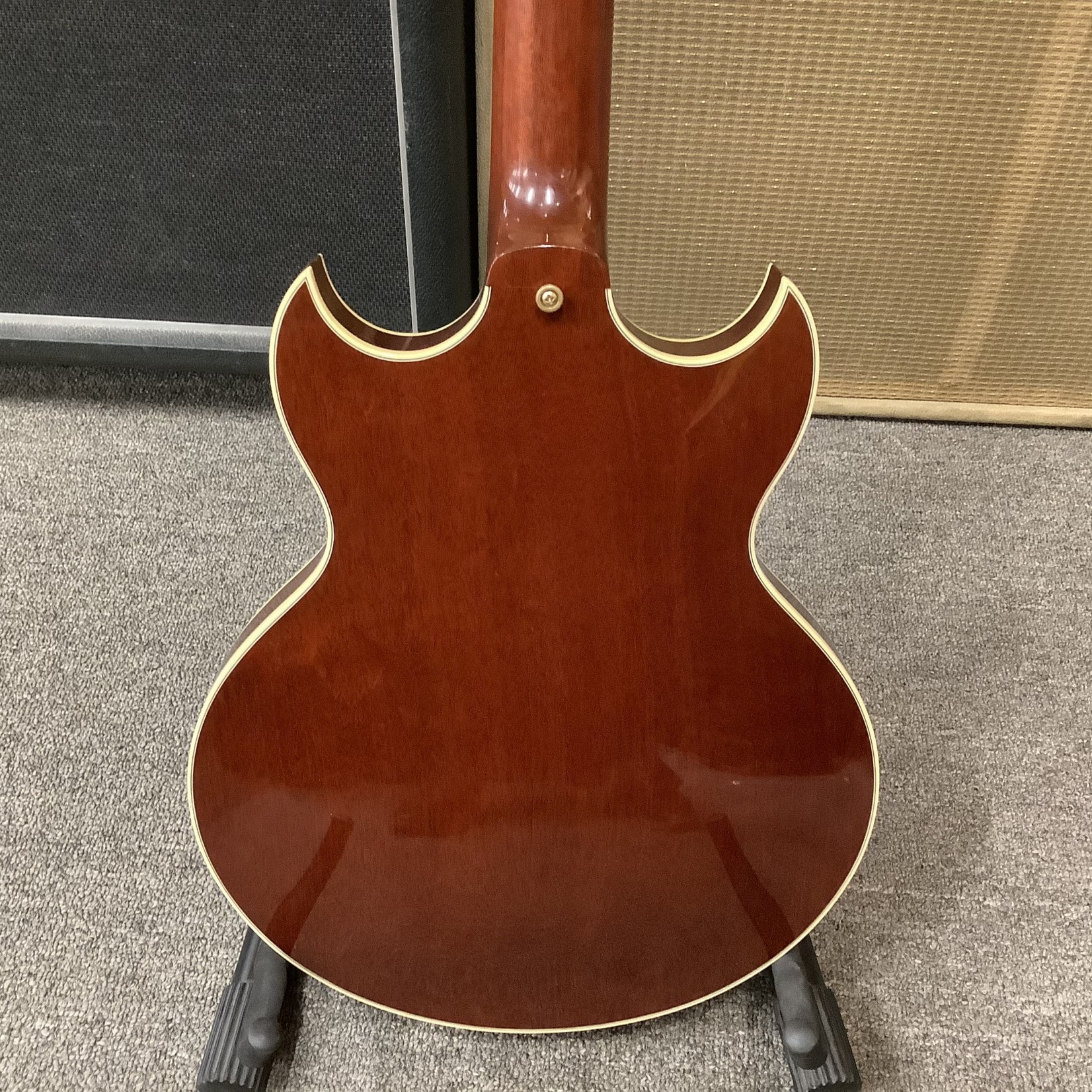 Gibson 2004 Gibson Johnny A. Signature Guitar w/Bigsby Tailpiece, Sunburst JA 526