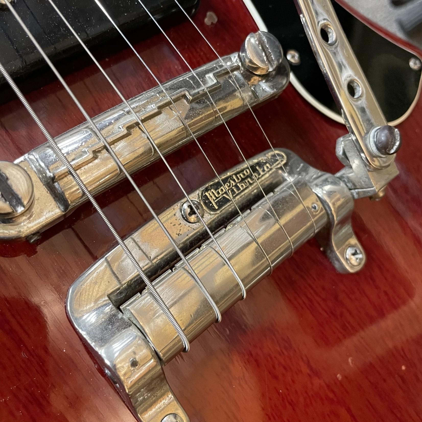 Gibson 1962 Gibson Les Paul SG Junior Maestro Vibrola