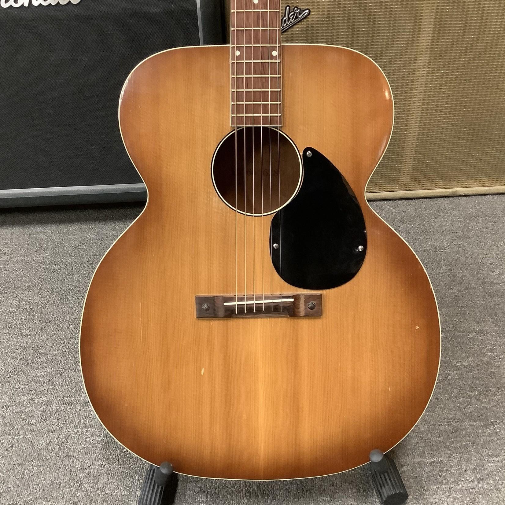 Silvertone 40's/50's Silvertone Jumbo Acoustic K55