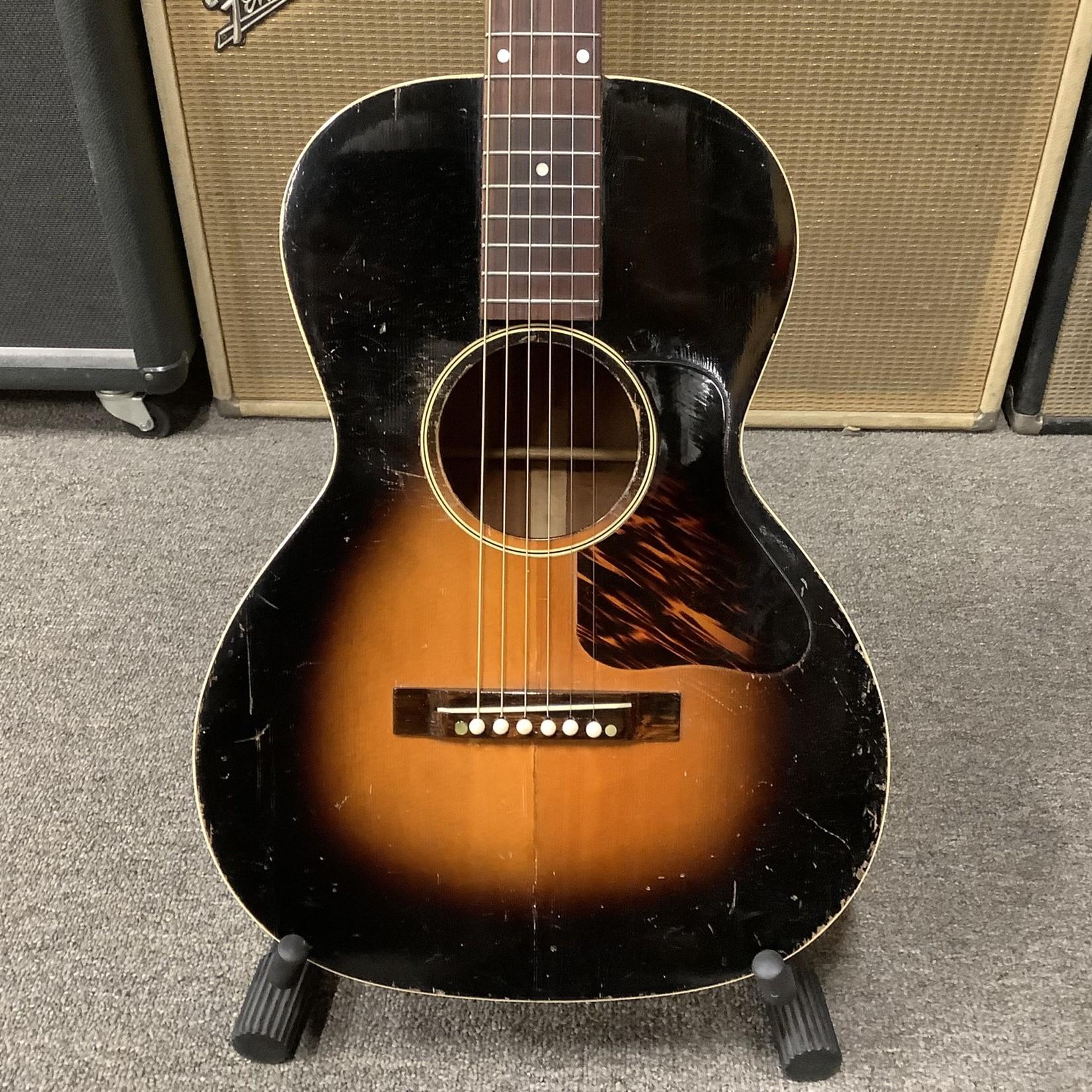 Gibson 1930's Gibson HG-00 Conversion Big 'V' Neck