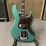 "Fender Fender ""Crafted In Japan"" Jazz Bass Custom Green"