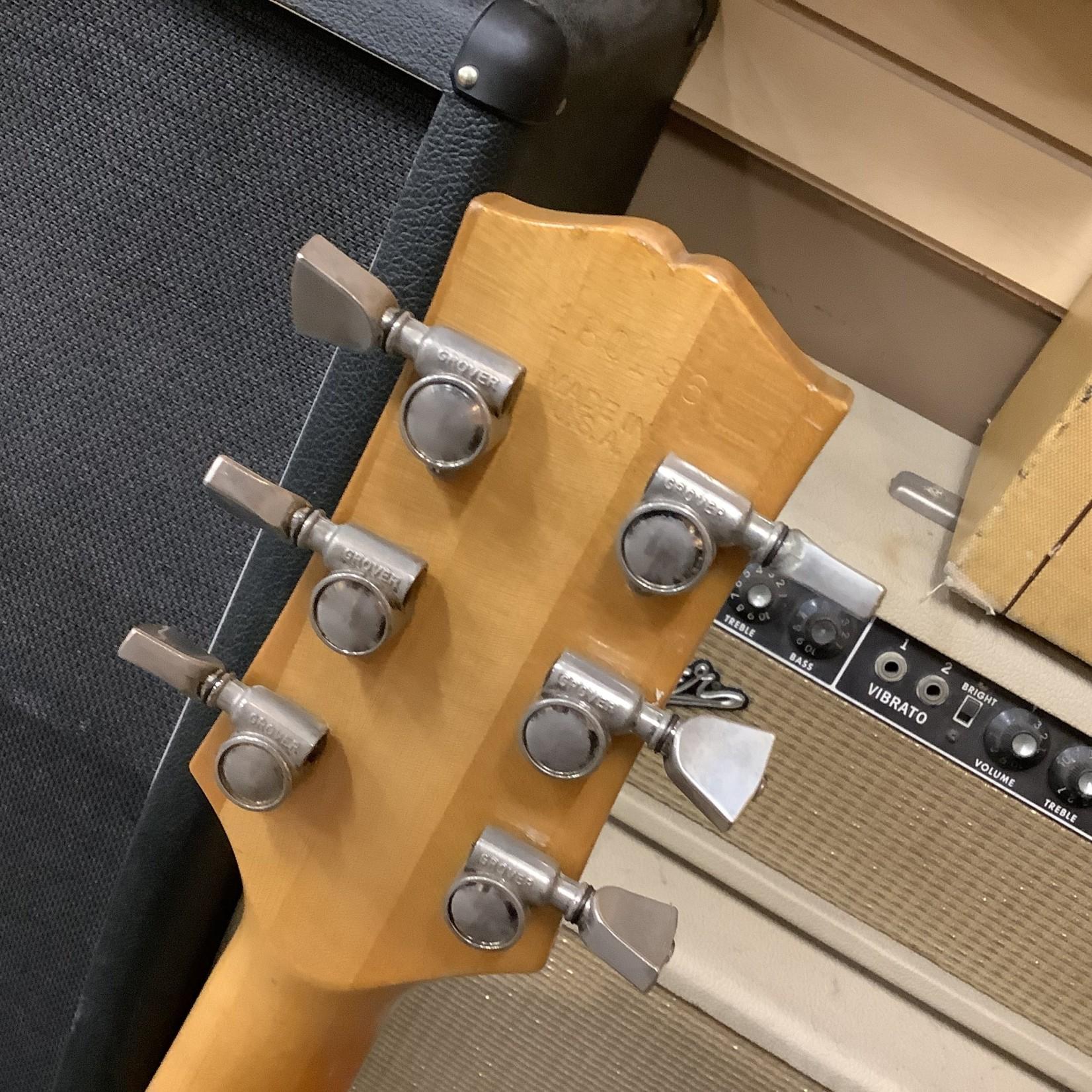 Gibson Gibson L6S Custom Natural Custom Block Inlay, Varitone