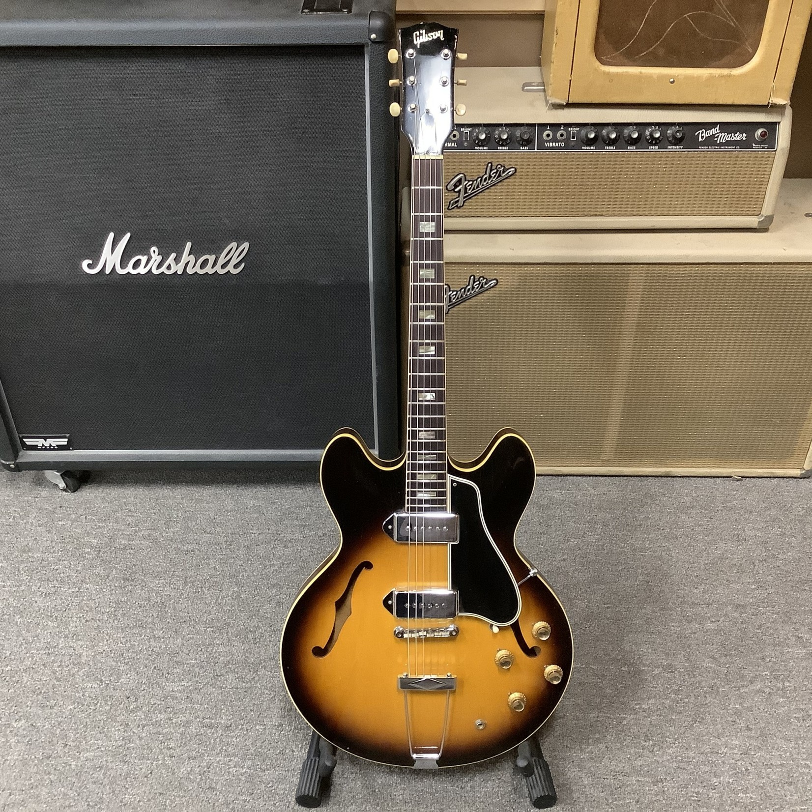 Gibson 1966 Gibson ES 330 2x Chrome P-90's