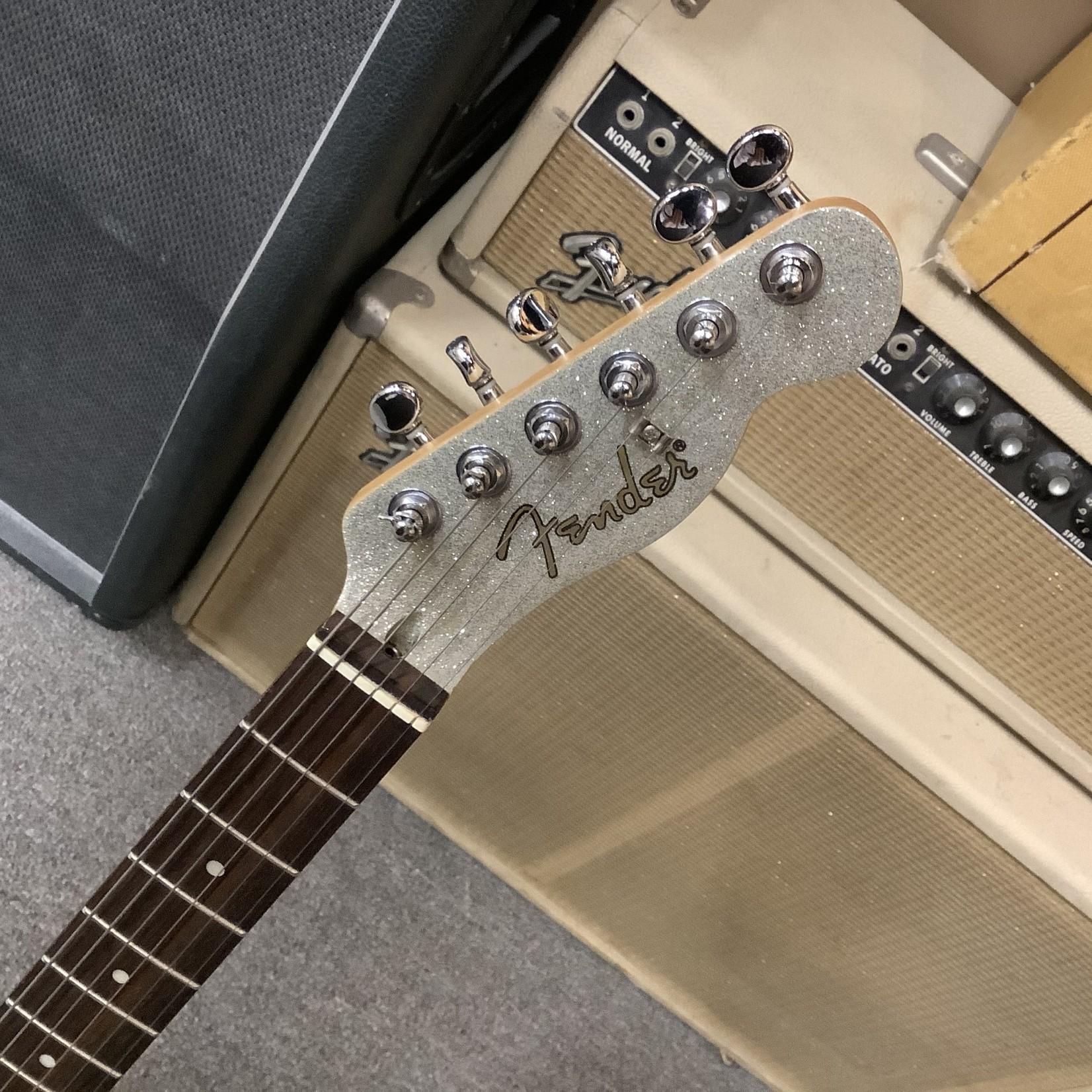 Fender Fender Acoustic Telecaster Sparkle Finish