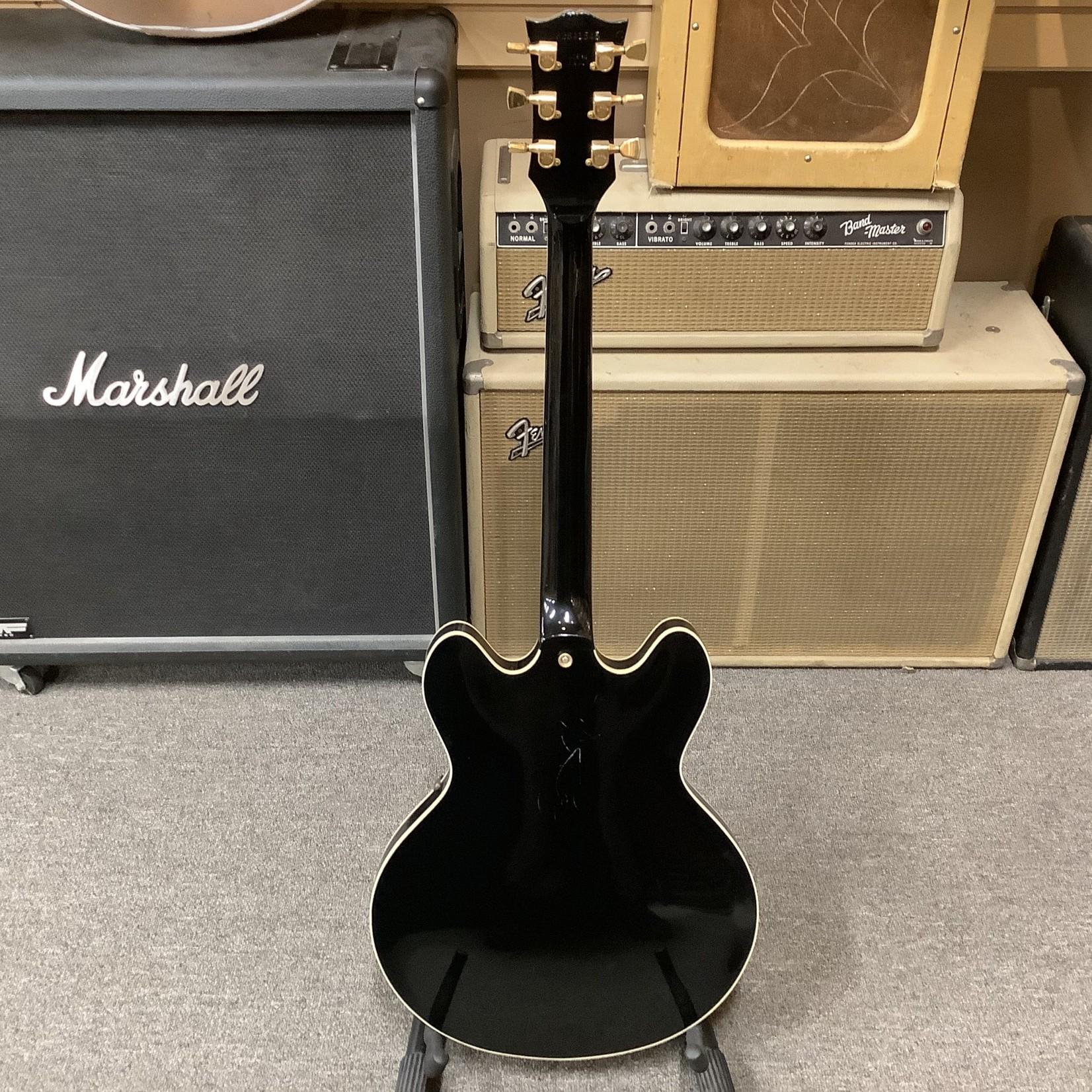 Gibson 1981 Gibson ES-347 Black
