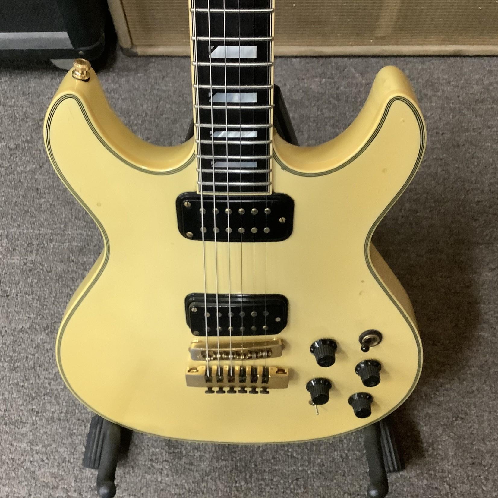 Fender Fender Esprit Ultra Robben Ford Model White Pearl