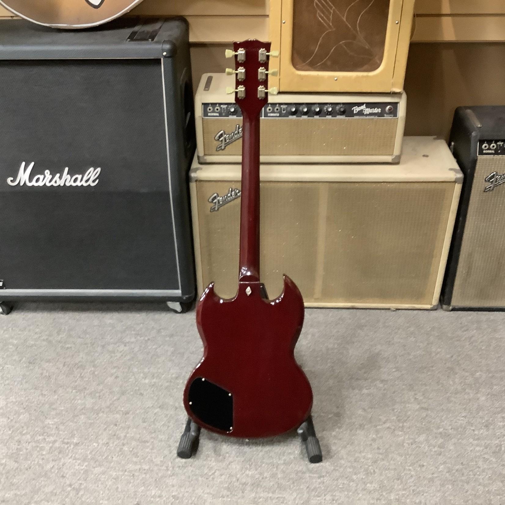 Gibson 1984 Gibson SG Standard Cherry