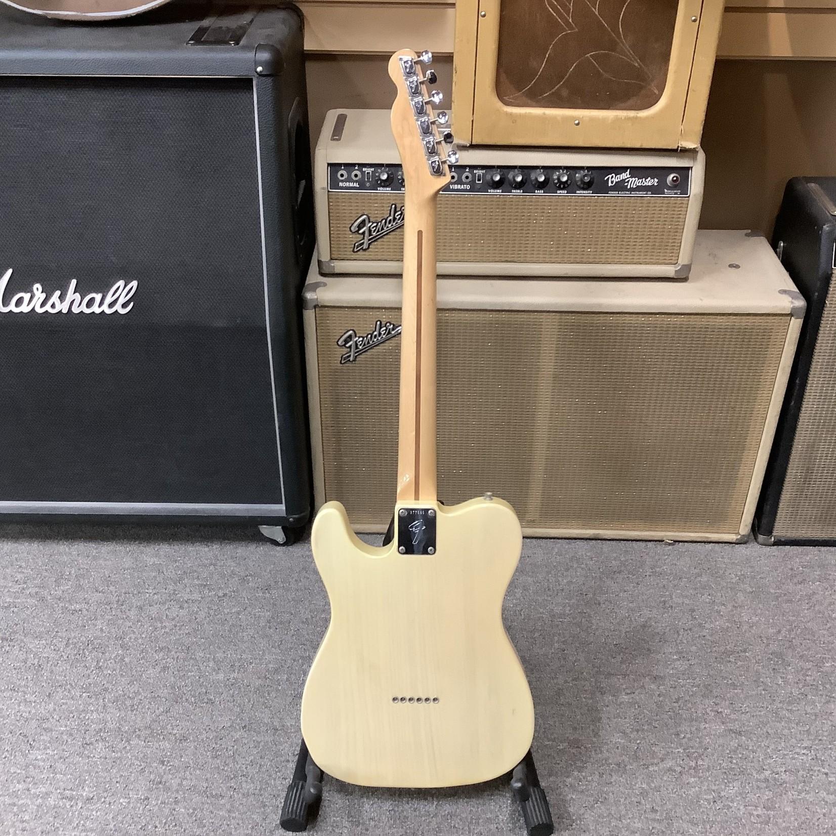 Fender 1973 Fender Telecaster Blonde Maple Neck White Pickguard