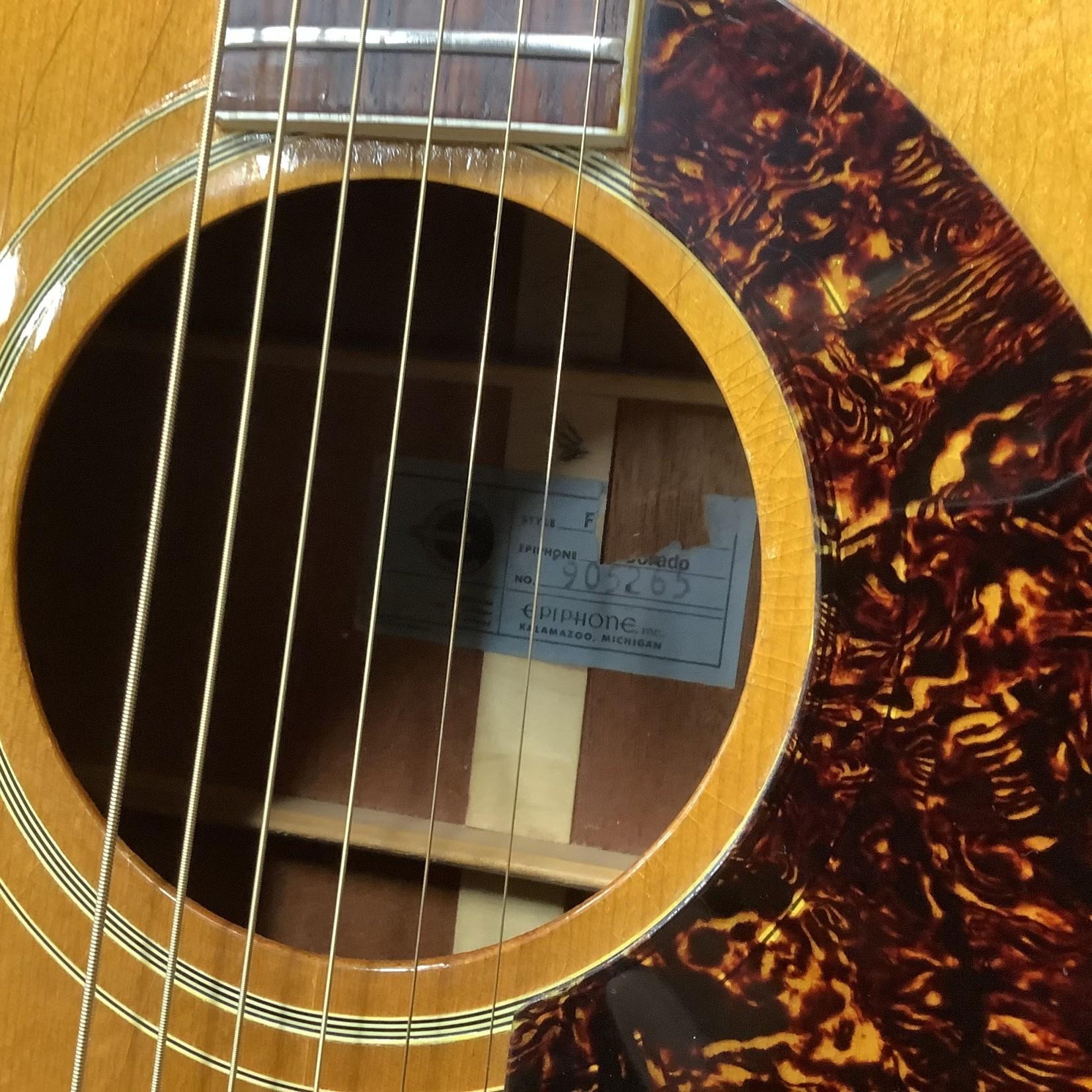 Epiphone Epiphone El Dorado Acoustic Dreadnaught Sunburst