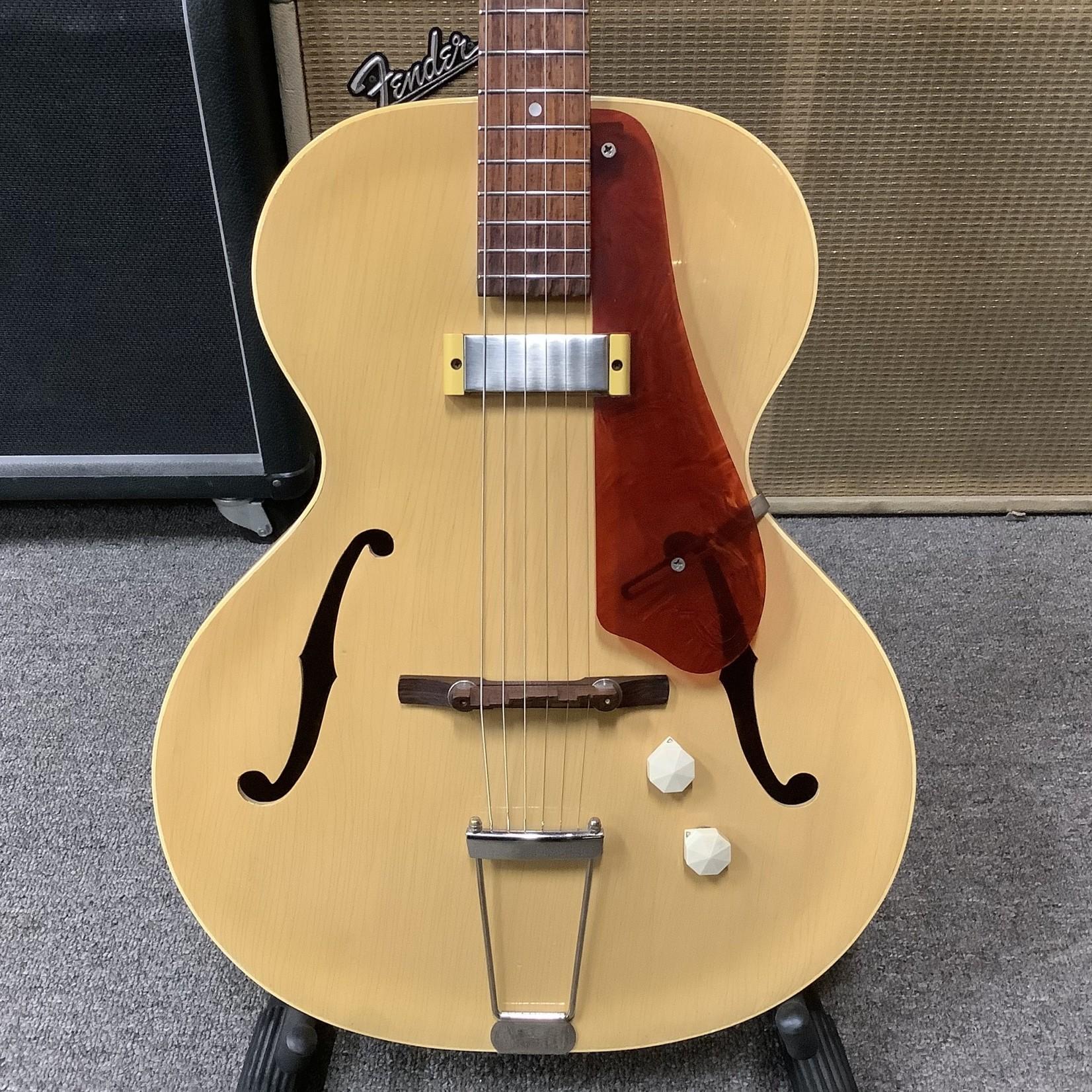 Epiphone 1955 Epiphone Century Blonde F-Hole New York Pickup