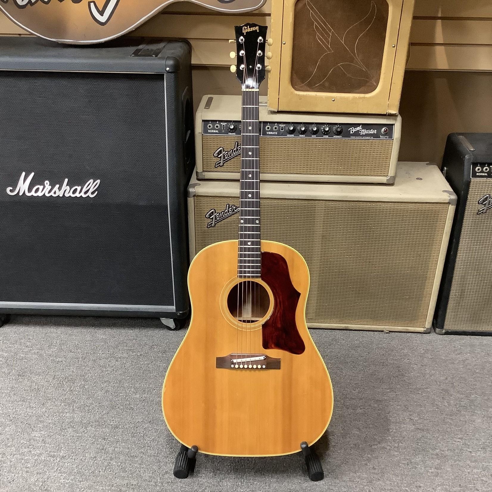 Gibson 1966 Gibson J-50 with Adjustable Bridge