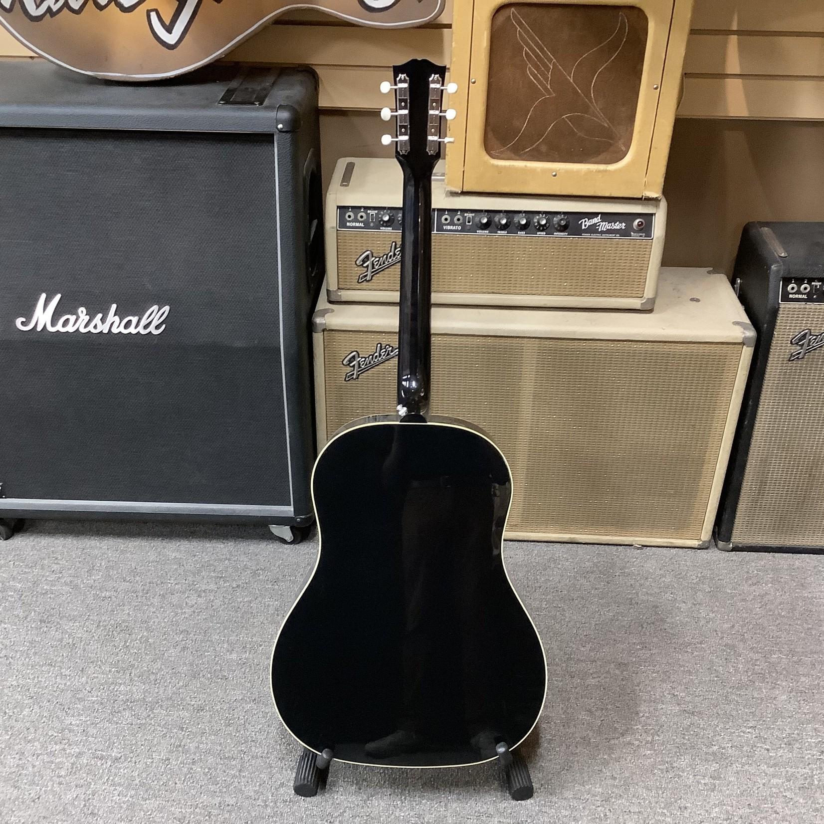 "Gibson Brand New 2020 Gibson ""1960's"" J-45 Black"