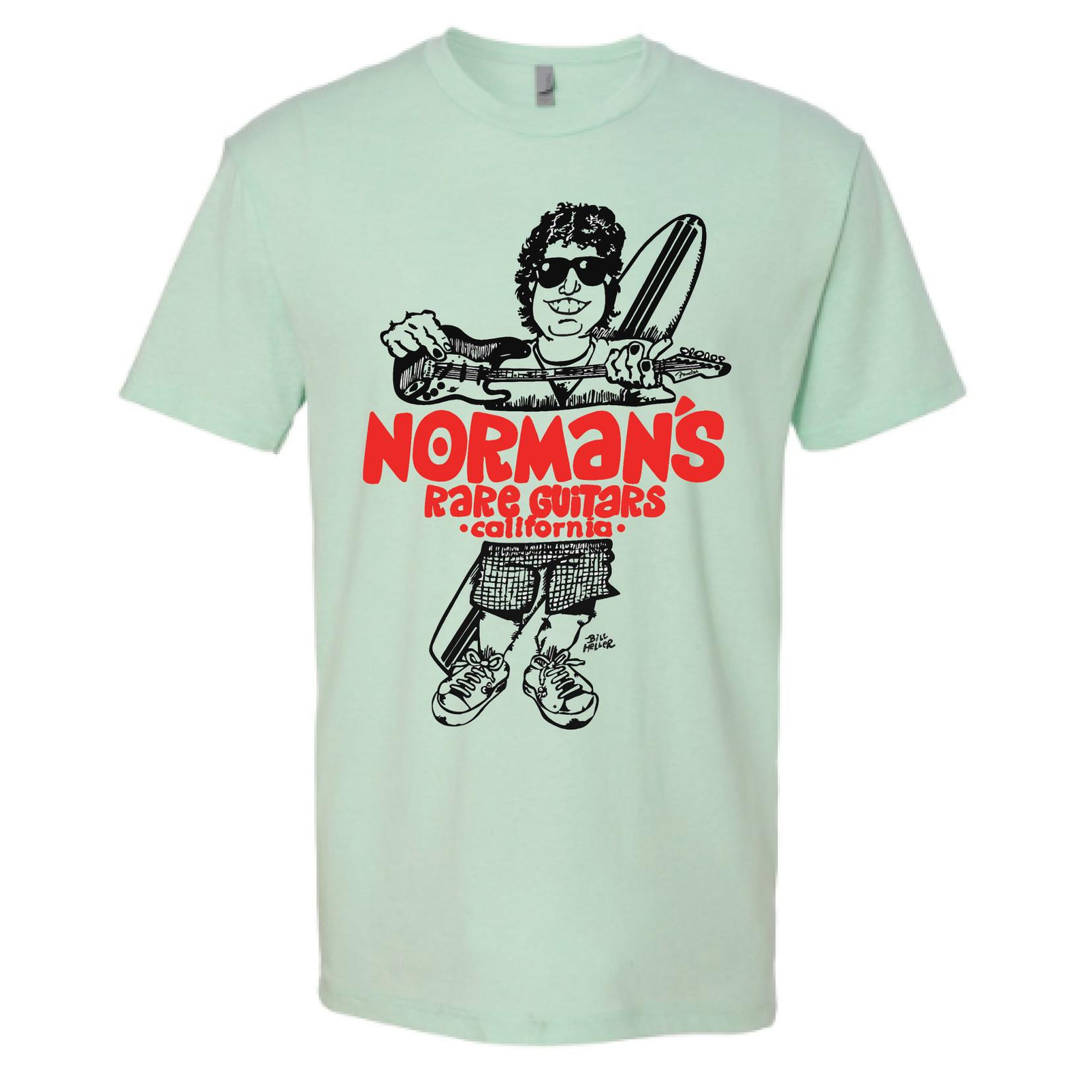 Norman's Rare Guitars Vintage 80's Surfer Norm in Sea Foam Green