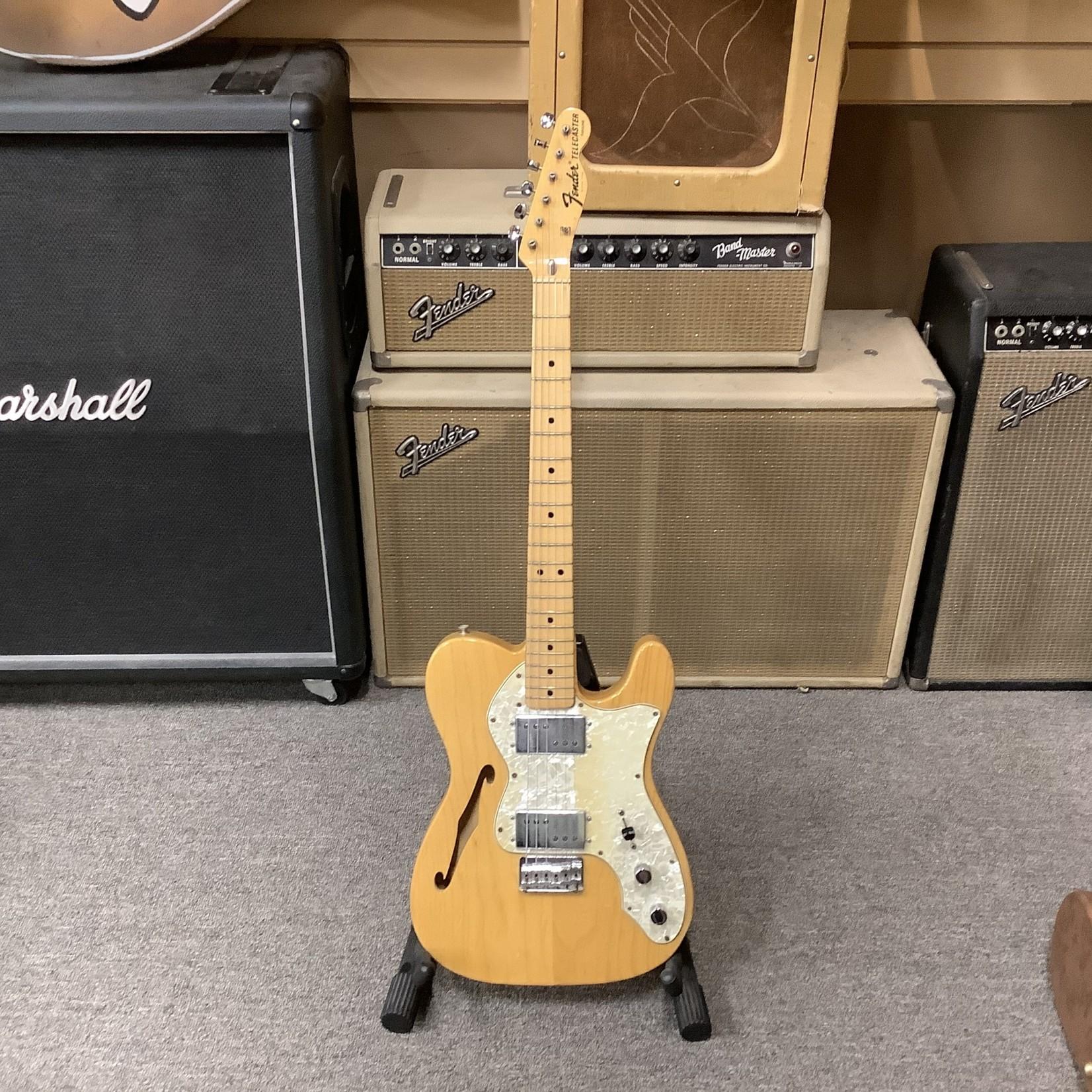 Fender 1972 Fender Telecaster Thinline Natural