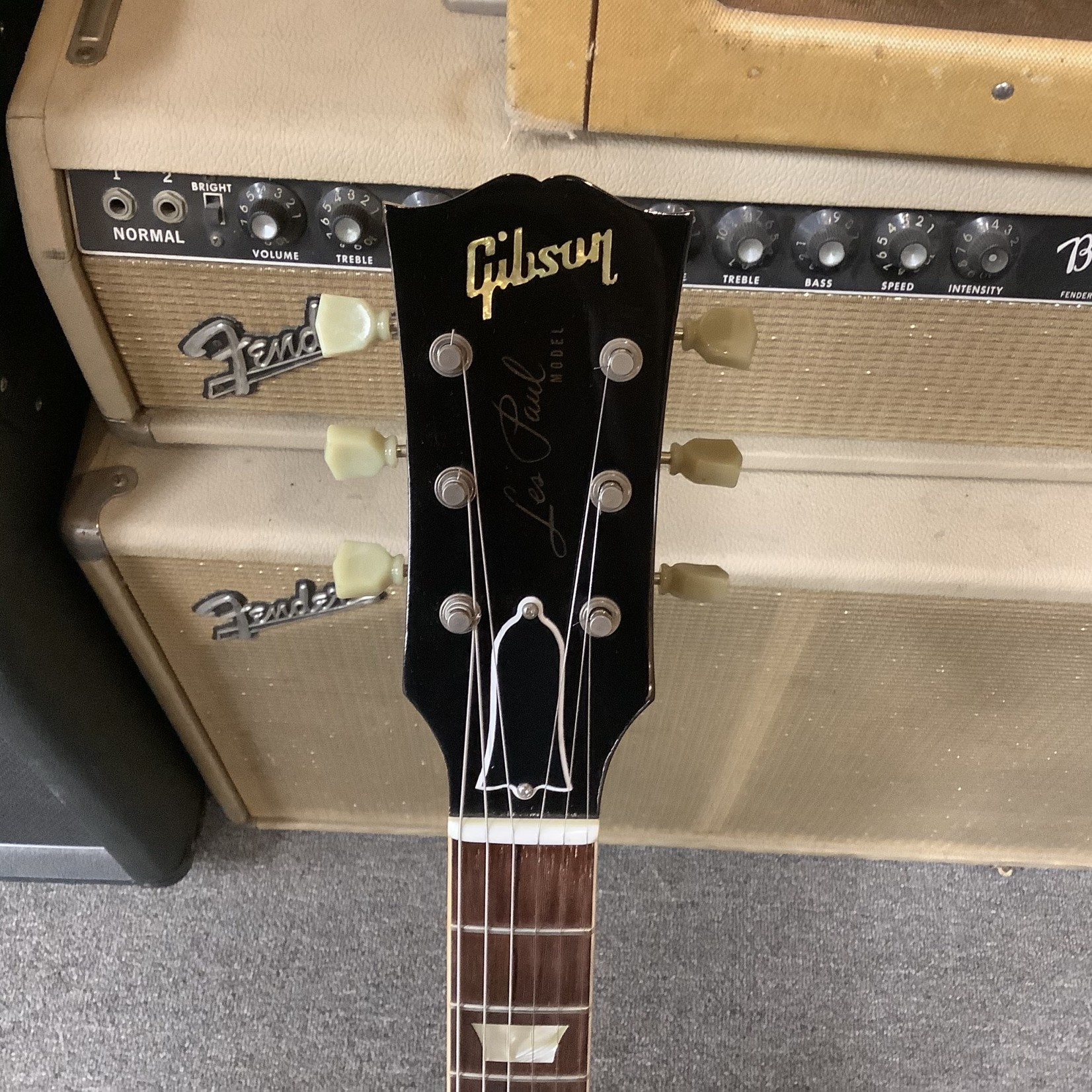 Gibson 2004 Gibson Les Paul R4 Gold Top P-90's