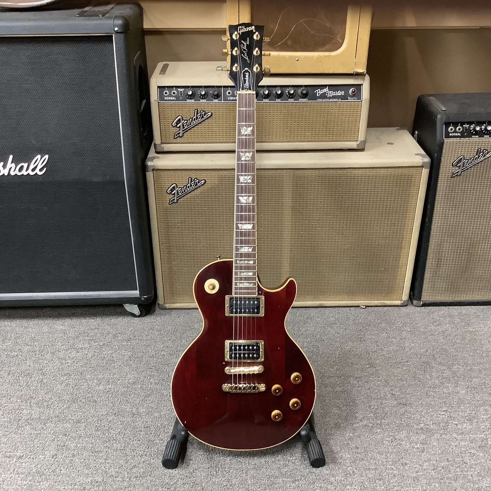 Gibson 1976 Gibson Les Paul Standard Wine Red