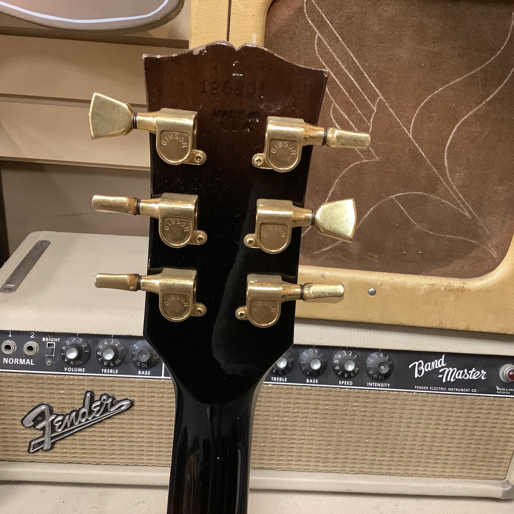 """Gibson 1970-75 Gibson ES-345 Stereo """"Queen of Tucson"""""""