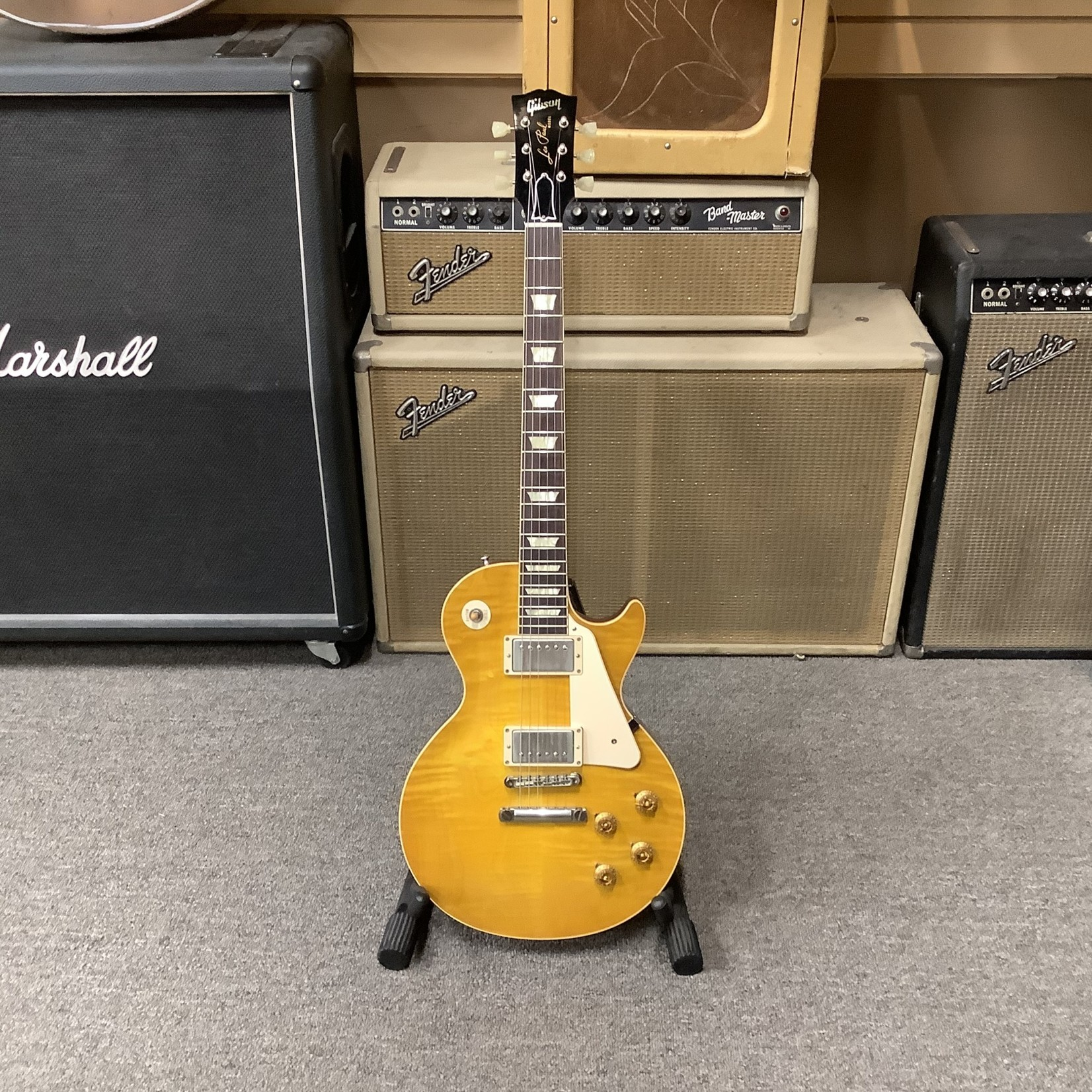 Gibson Gibson Les Paul R8 Wildwood Featherweight