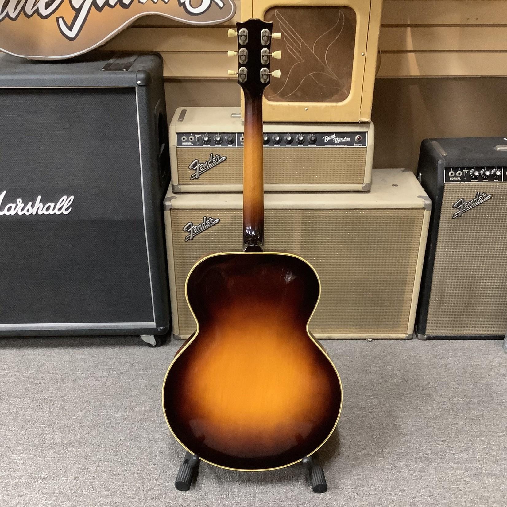 Gibson 1940's Gibson ES-300 Sunburst Single P-90